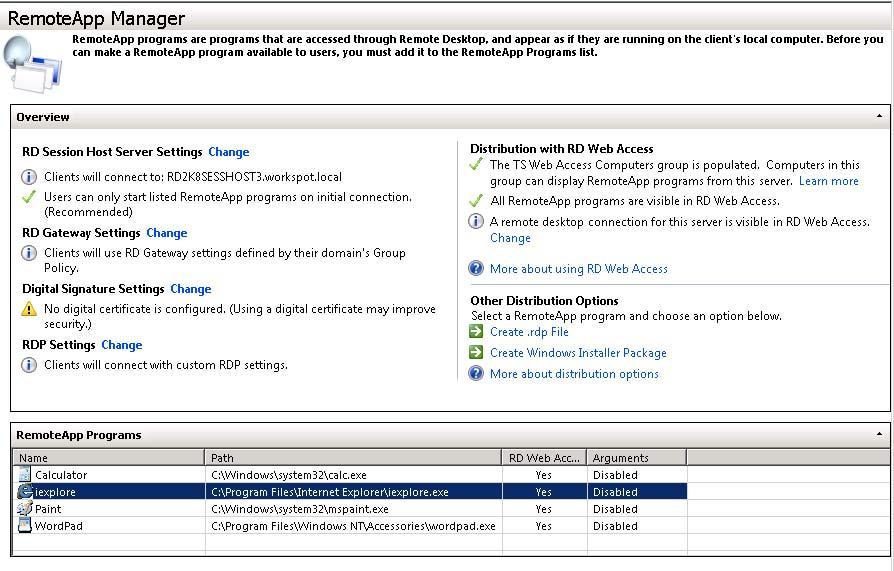 Remote Desktop Services (RDS) Configuration Guide for Remote